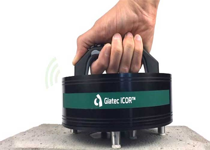 GIATEC ICOR WIRELESS NDT CORROSION DETECTION