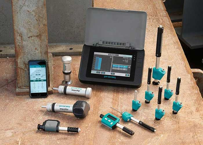 EQUOTIP PORTABLE HARDNESS TESTERS